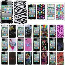 Hard Phone Case Cover For APPLE iPhone 4/4S/4G Various Image Printed