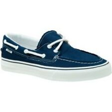 VANS MENS SHOES ZAPATO DEL BARCO NAVY TRUE WHITE AUS SELLER FAST FREE DELIVERY