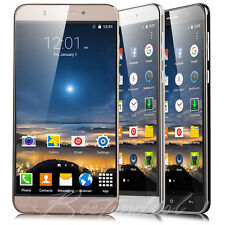 """6"""" Unlocked Cell Phone 3G AT&T T-Mobile Quad Core TWO SIM Android Smartphone"""