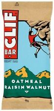 Clif Bar  Oatmeal Raisin Walnut Flavour | 68 x 12g x  | - BIG Multipack Savings