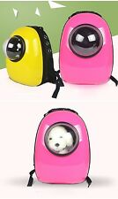 Dog And Cat Pet Carrier Outdoor Portable Travel Backpack For Pets Tote Carrier