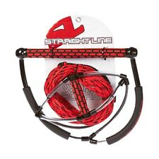 Straight Line TR9 Launch Static Wakeboard Handle Combo, 65'. 51336
