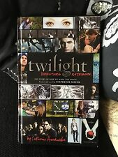 Twilight Directors Notebook The Story Of How We Made The Movie. Collector Book