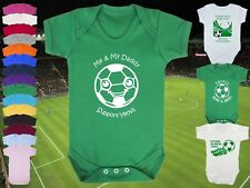 YEOVIL TOWN Football BABYGROW/Vest/Bodysuit/Sleepsuit-Boy/Girl-Personalised gift