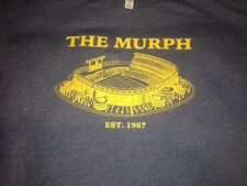 THE MURPH JACK MURPHY STADIUM QUALCOMM SAN DIEGO CHARGERS T-SHIRT FOOTBALL NEW