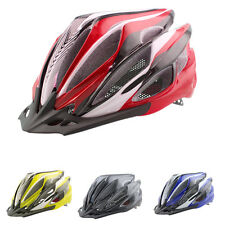 Mountain Bike Sports Safety Bicycle 18 Holes Adult Men Cycling Helmet with Visor