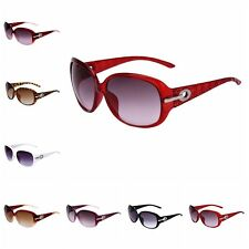 Oversized Womens Sunglasses Eyewear Fashion Retro Vintage Glasses Shades 1BA