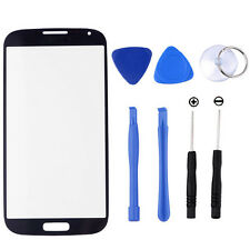 Front Glass Lens Screen Replacement for Samsung Galaxy S4 i9500 and Tool Kit New