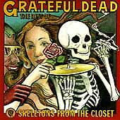 Grateful Dead - Skeletons From The Closet (Best Of...) CD 1988 CLASSICS