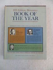 BRITANNICA BOOK OF THE YEAR 1971- Events of 1970 Birthday Anniversary Gift