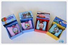 DISNEY Kids Girls Boys Frozen Cars Thomas Peppa George Wrist Watch Xmas Gift Box