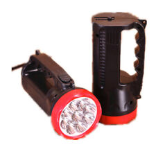 Police Tactical 1000mAH LED Rechargeable LED Handheld Hot Flashlight Torch