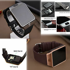 Touch Screen Bluetooth Smart Watch Phone Mate For Android Samsung LG Lenovo HTC
