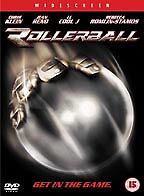 ROLLERBALL ~  LL COOOL J ~ ACTION THRILLER ~ GENUINE UK DVD ~ ROLLER BALL
