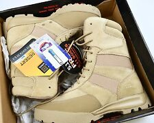 New 5.11 HRT Desert High Speed Boots High Speed Coyote 11004 SIZE 8 REGULAR