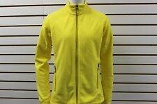 Women's Marmot 100 Wt Fleece Rocklin Full Zip Jacket Sunlight 88920 New With Tag