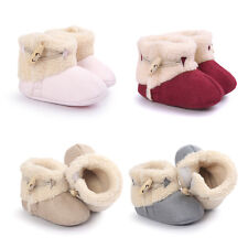 Fashion Winter Warm Shoes Multicolor Cotton Baby Boots Baby Boots 0-18 Months