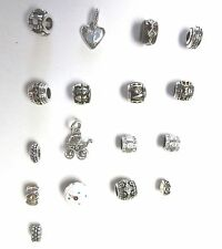 AUTHENTIC BRIGHTON CHARMS BEADS SPACERS PENDANTS SWAROVSKI CRYSTAL CHOOSE NEW