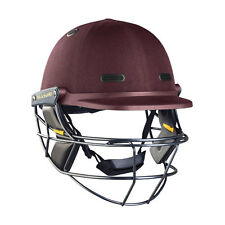 MASURI VISION ELITE Stainless steel Cricket Helmet 2016 (Large Maroon)