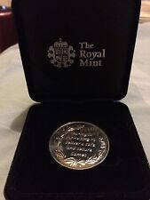 RARE 2012 OLYMPIC London COMMERATIVE MEDAL & PRIME MINISTER (DAVID CAMERON) NOTE