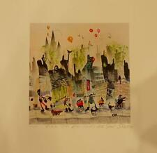 Sue Howells Signed numbered Limited Edition Print Even the Bad Times are Good