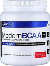 USP Labs MODERN BCAA   Amino Acid 30 Servings Fruit Punch FREE SHIPPING