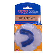 OPRO JUNIOR BRONZE (Self fit Mouthguard)