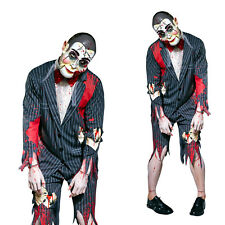 Rubies Adults Putrid Puppet Master Male Halloween Party Full Fancy Dress Costume