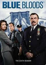 PRE-ORDER Blue Bloods: The Sixth Season 6 Six  (DVD 2016 ) PRE-ORDER TODAY