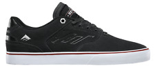 EMERICA THE REYNOLDS LOW VULC X INDY DARK GREY MENS SKATEBOARD SHOES AUSTRALIA