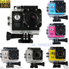 Ultra Wifi Waterproof Sports Recorder Car DV Action Camera Camcorder 1080P HD Ne