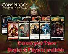 Conspiracy Take the Crown CN2 Choose your Token - Playsets and singles available