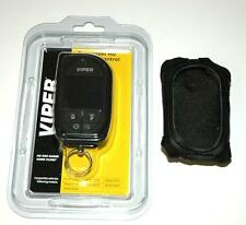 Viper 7944V Remote and Leather Case for Systems 5906V 5904V 5902V 5704V 4704V
