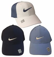 Licensed Brand Nike Swoosh Athletic Cool Golf Baseball Mesh Hat Cap - Size: L/XL