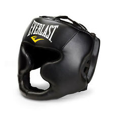Everlast MMA Headgear Size L/XL Head Safety Extra Face Protection Boxing Workout
