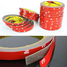 3M/Roll Permanent Acrylic Double Sided Sticky Tape Versatile Automotive Adhesive