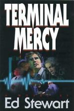 Terminal Mercy by Ed Stewart (1999, Paperback) Christian Mystery Book