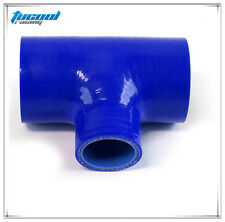 3 Way T Piece for 35mm Dump Valve BOV T Shape Turbo Hose Tube Pipe Silicone Hose
