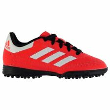 adidas Childrens Goletto TF Football Boots Boys Laced Sneakers Trainers Shoes