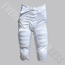 Champro Integrated Adult White Game Pants with Pads