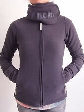 Bench Fleece Jacket Funnel Neck Taupe Size S M L or XL
