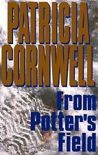 From Potter's Field by Patricia Cornwell (1995, Hardcover)