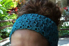 3 INCH CROCHET HEADBANDS, GREAT ASSORTMENT OF COLORS, YOUR CHOICE.