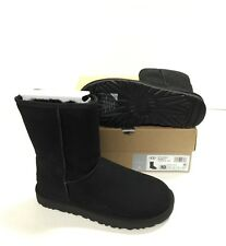 UGG SHORT CLASSIC WOMEN #1016223 BLACK NEW 2016 STYLE  ALL SIZES