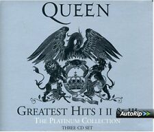 Queen - Platinum Collection - Greatest Hits Volumes 1,2 and 3 CD (New & Sealed)