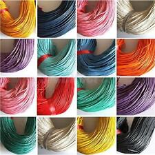 10 Meters Waxed Cotton Beading Cord Thread Line 2mm Jewelry Making String 2mm