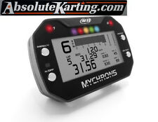 AiM MyChron 5 GPS Lap Timer WiFi 4Gb Data Acquisition Lap Timer with sensor kart
