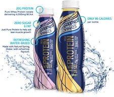 For Goodness Shakes High Protein Water 6 X 500ml Bottles - Best Before 09.2016
