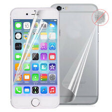 Front + Rear Full Body Matte Anti-Scratch Screen Film For iPhone 7 / 7 Plus Lot