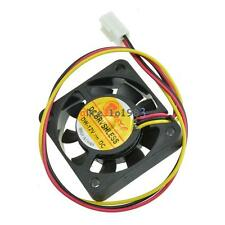 1/5PCS 2/3Pin 4cm Computer CPU Cooler Cooling Fan PC 40x40x10mm DC 12V